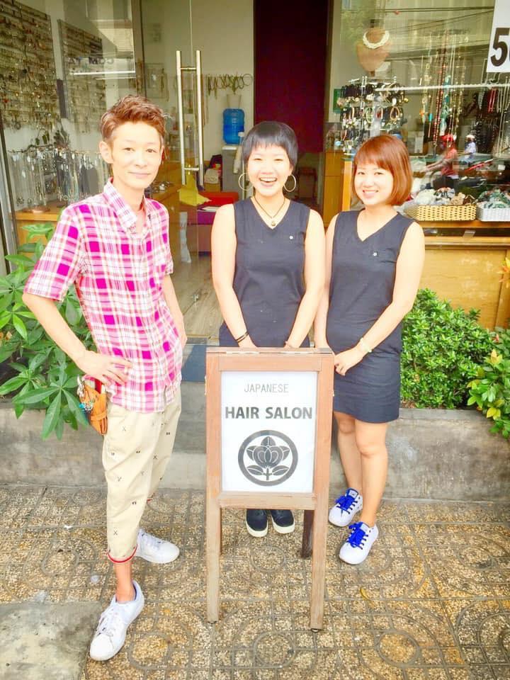 những tiệm cắt tóc nam đẹp ở Sài Gòn