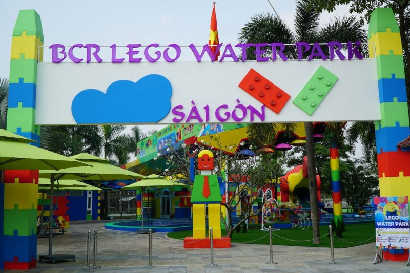 khu công viên nước Sài Gòn