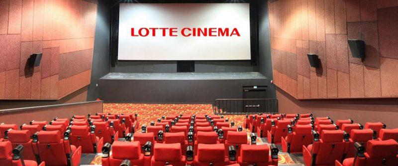 rạp chiếu phim tại sài gòn
