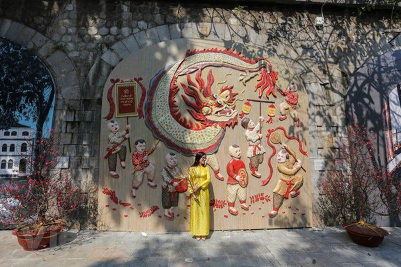 cảnh đẹp ở Hà Nội để chụp ảnh