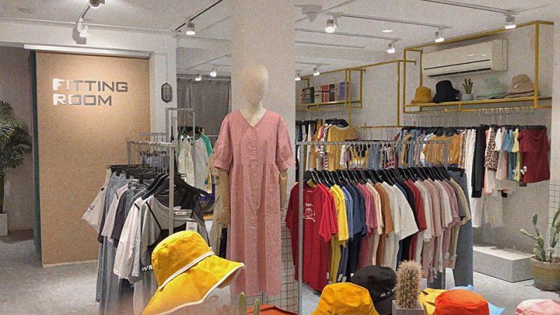 shop đồ nữ đẹp ở Sài Gòn