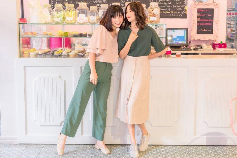 shop đồ nữ ở Sài Gòn