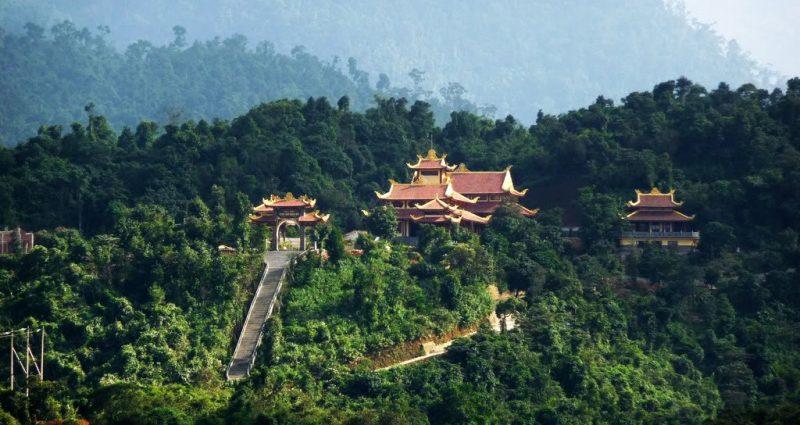 địa điểm du lịch quanh Hà Nội giá rẻ
