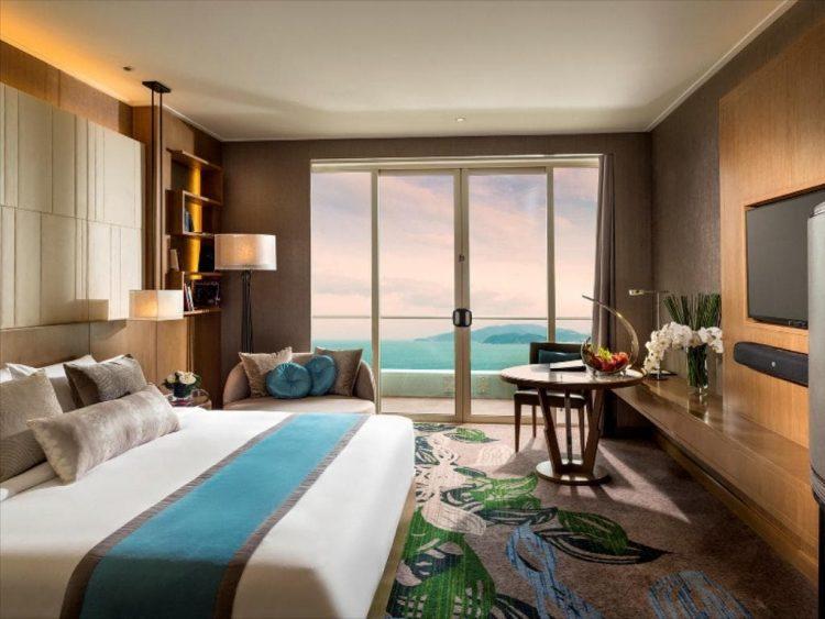 Khách sạn 5 sao tại thành phố biển Nha Trang