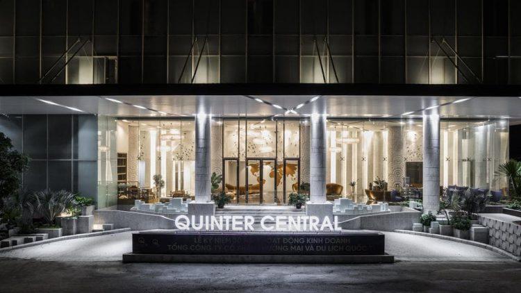 Quinter Central Hotel Nha Trang