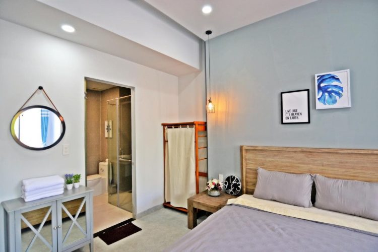 Eighteen House Nha Trang – Homestay Ở Nha Trang Giá Rẻ Gần Biển