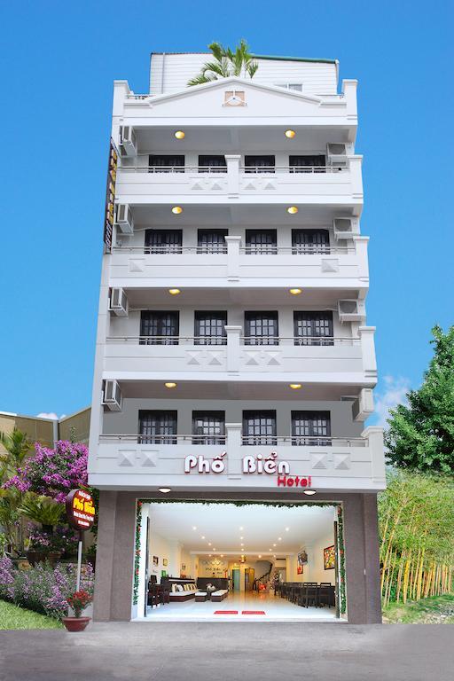 Khách sạn Phố Biển Nha Trang