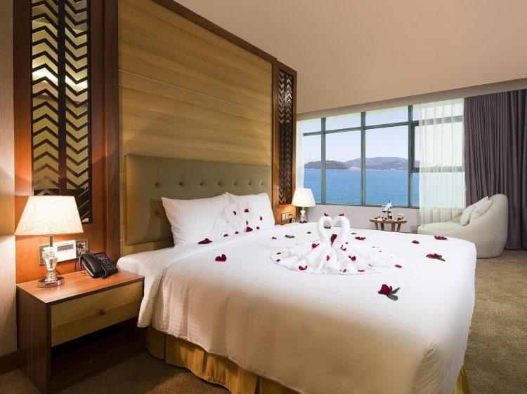 Phòng nhìn ra view biển cực đẹp