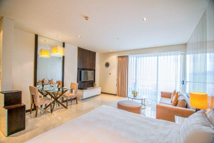 Thư giãn tại khách sạn 5 sao Nha Trang