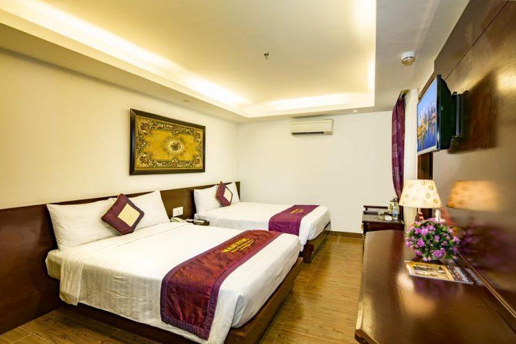 Khách Sạn 3 Sao Gần Chợ Đêm Nha Trang