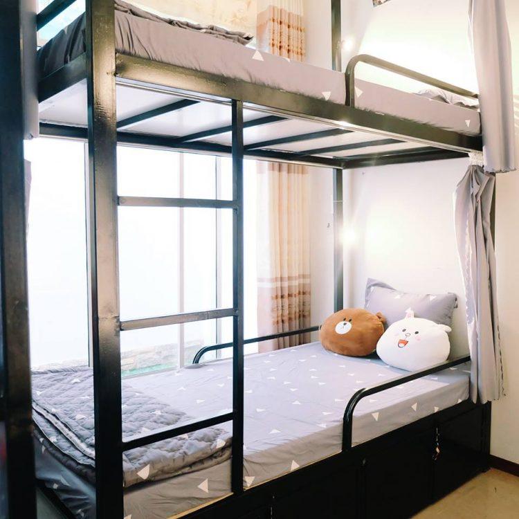 Gọi tên những homestay có phòng dorm đẹp như mơ chỉ có ở Nha Trang
