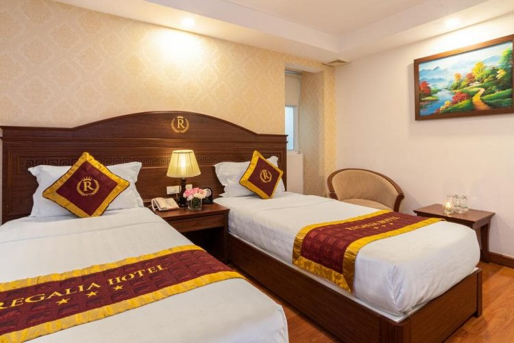 Khách Sạn 3 Sao Đường Trần Phú Nha Trang