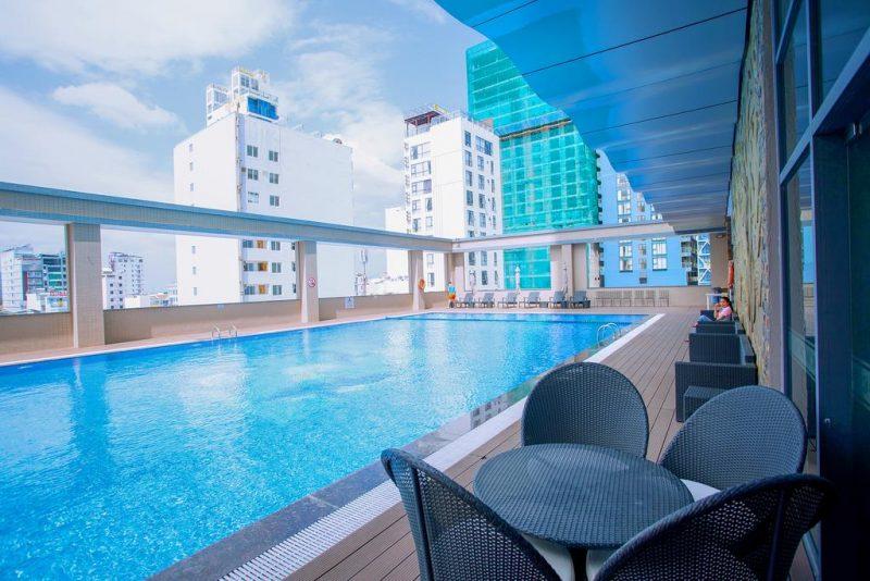khách sạn 3 sao nha trang gần biển