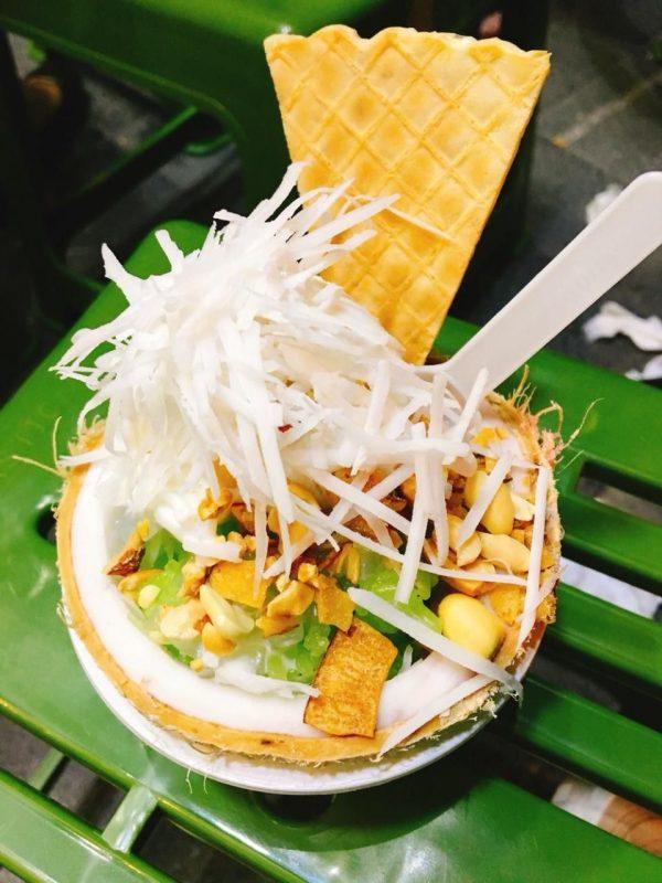kem goofoo galento quán kem ngon ở Nha Trang