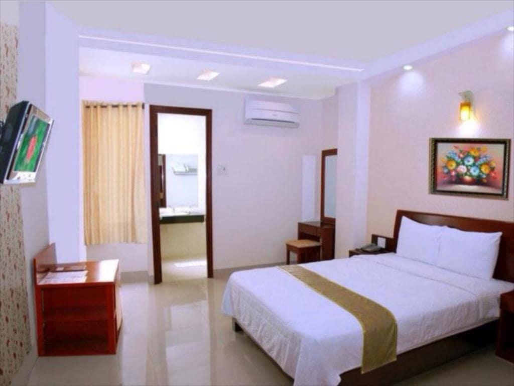 khách sạn 2 sao nha trang đường hùng vương