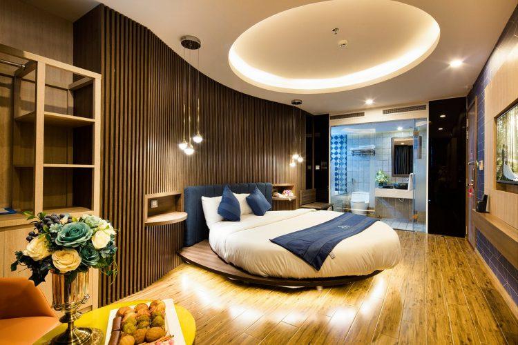 khách sạn 3 sao Nha Trang có hồ bơi