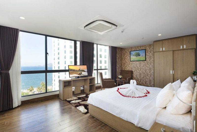 khách sạn 4 sao đường hùng vương nha trang