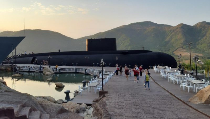 khu du lịch tàu ngầm nha trang