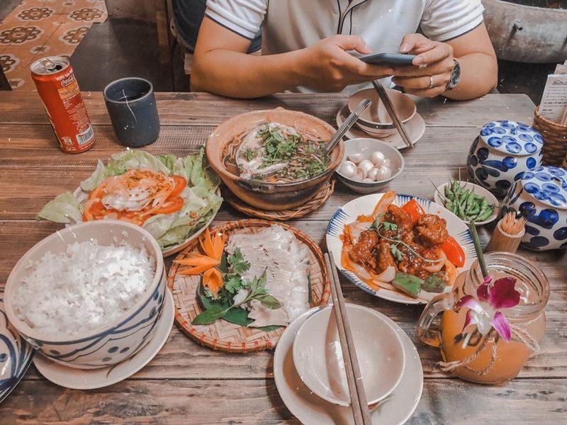 quán ăn đường yersin nha trang