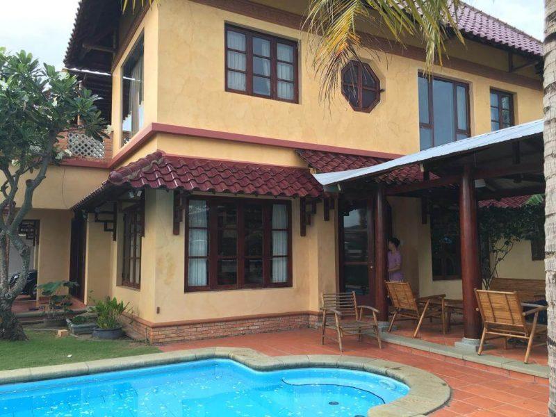 Villa 8 Phòng Ngủ Tại Vũng Tàu