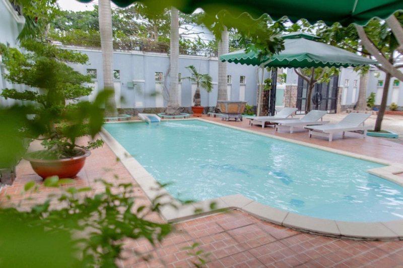 Villa Vũng Tàu 7 Phòng Ngủ