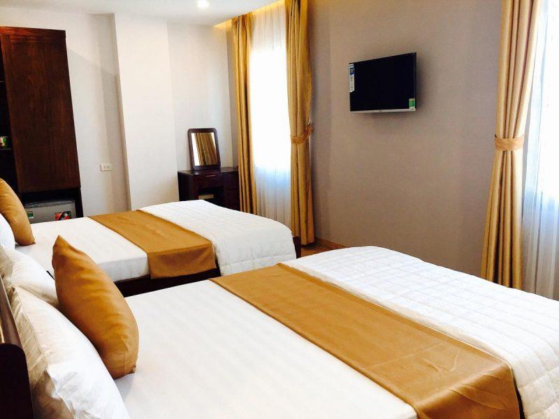 Khách sạn gần bãi tắm hoàng hậu quy nhơn