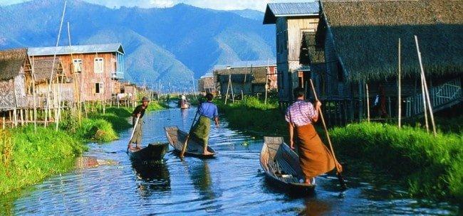 chi phí du lịch Myanmar