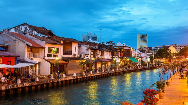 du lịch Malacca Malaysia