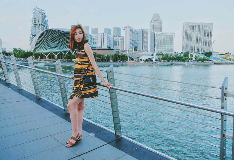 đi du lịch singapore nên mặc gì