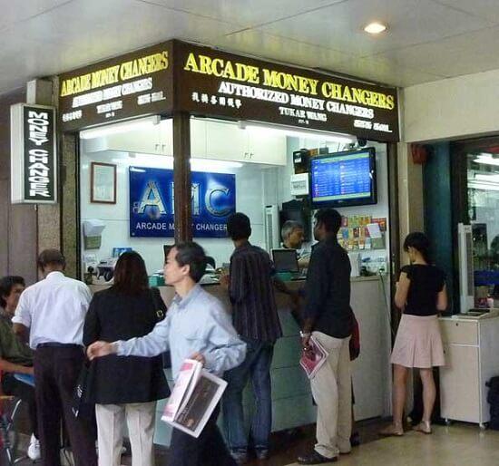 du lịch singapore dùng tiền gì