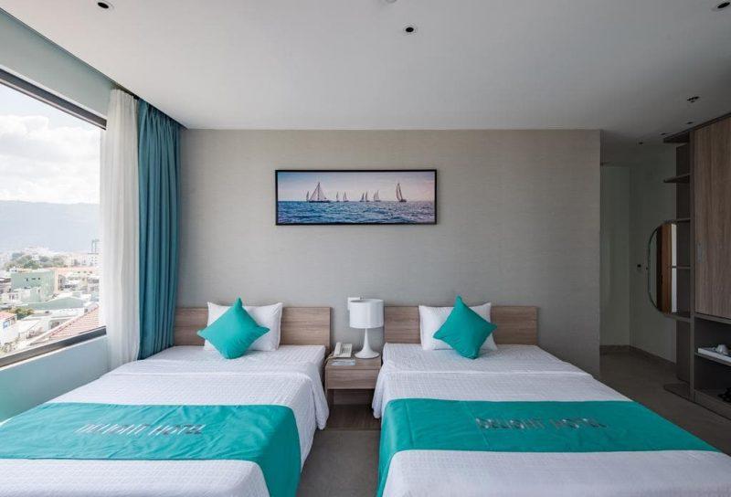 khách sạn 2 sao quy nhơn gần biển