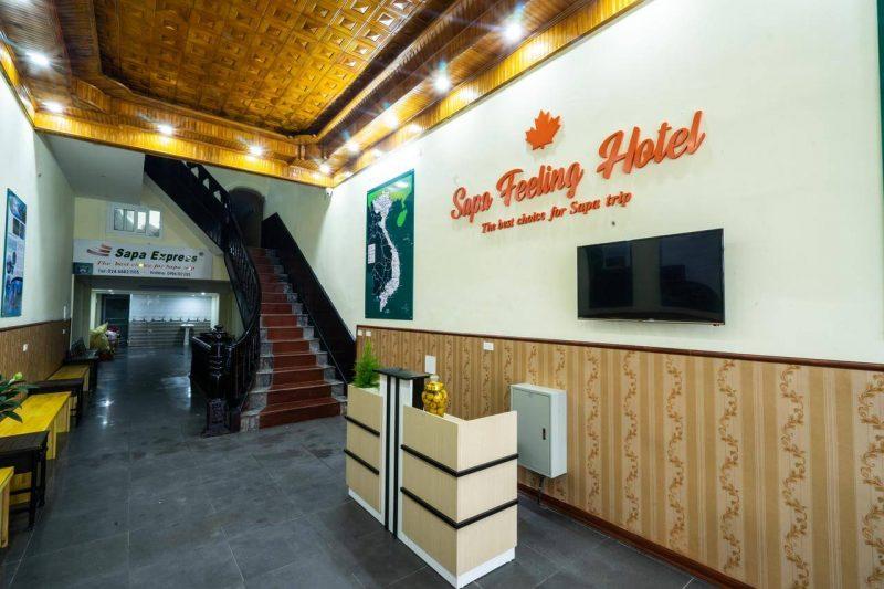khách sạn 2 sao Sapa