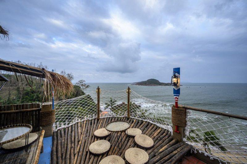 khách sạn 4 sao quy nhơn gần biển
