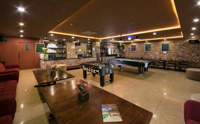khách sạn 4 sao trung tâm sapa
