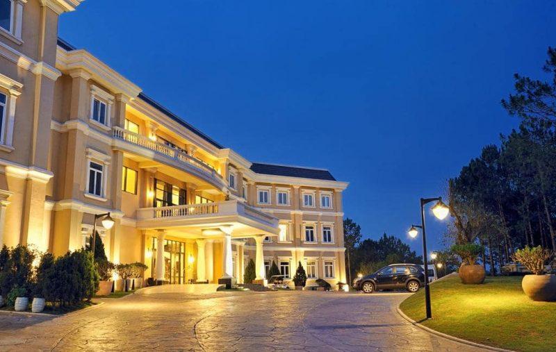 khách sạn 5 sao đà lạt gần trung tâm