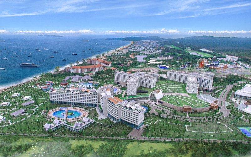 khách sạn có casino ở phú quốc