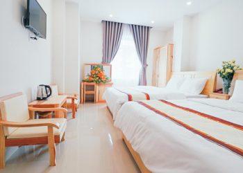 khách sạn đà lạt có phòng gia đình