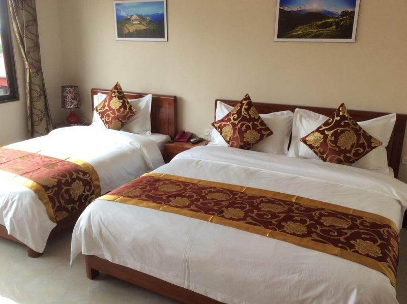 khách sạn Sapa đường Thạch Sơn