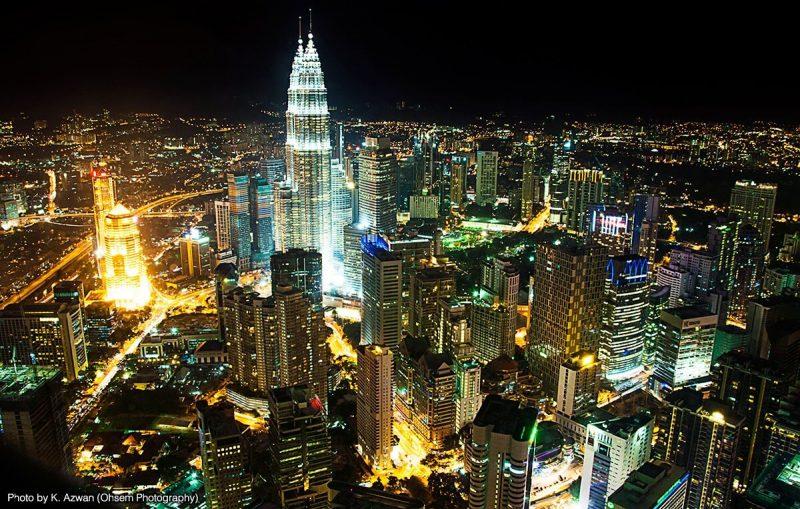 du lịch Malaysia tháng 3