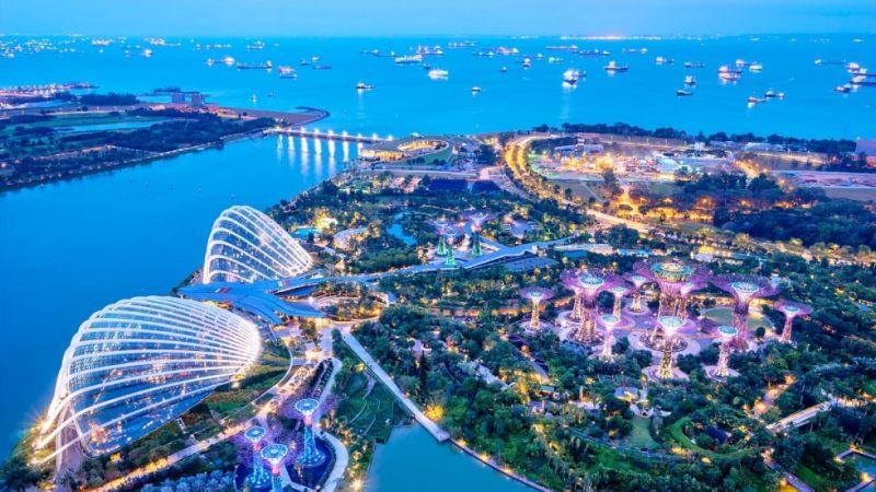 Du Lịch Singapore Tháng 12
