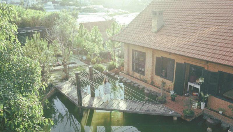 villa đà lạt gần trung tâm