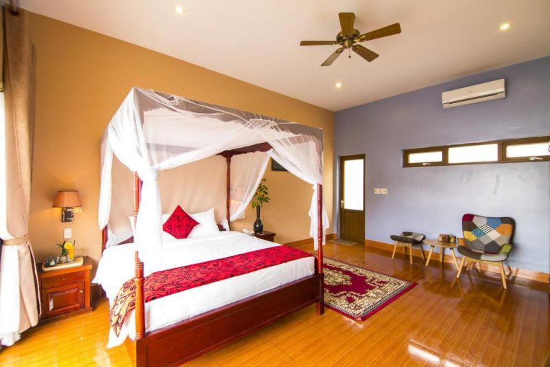 Khách Sạn Gần Suối Mooc Quảng Bình