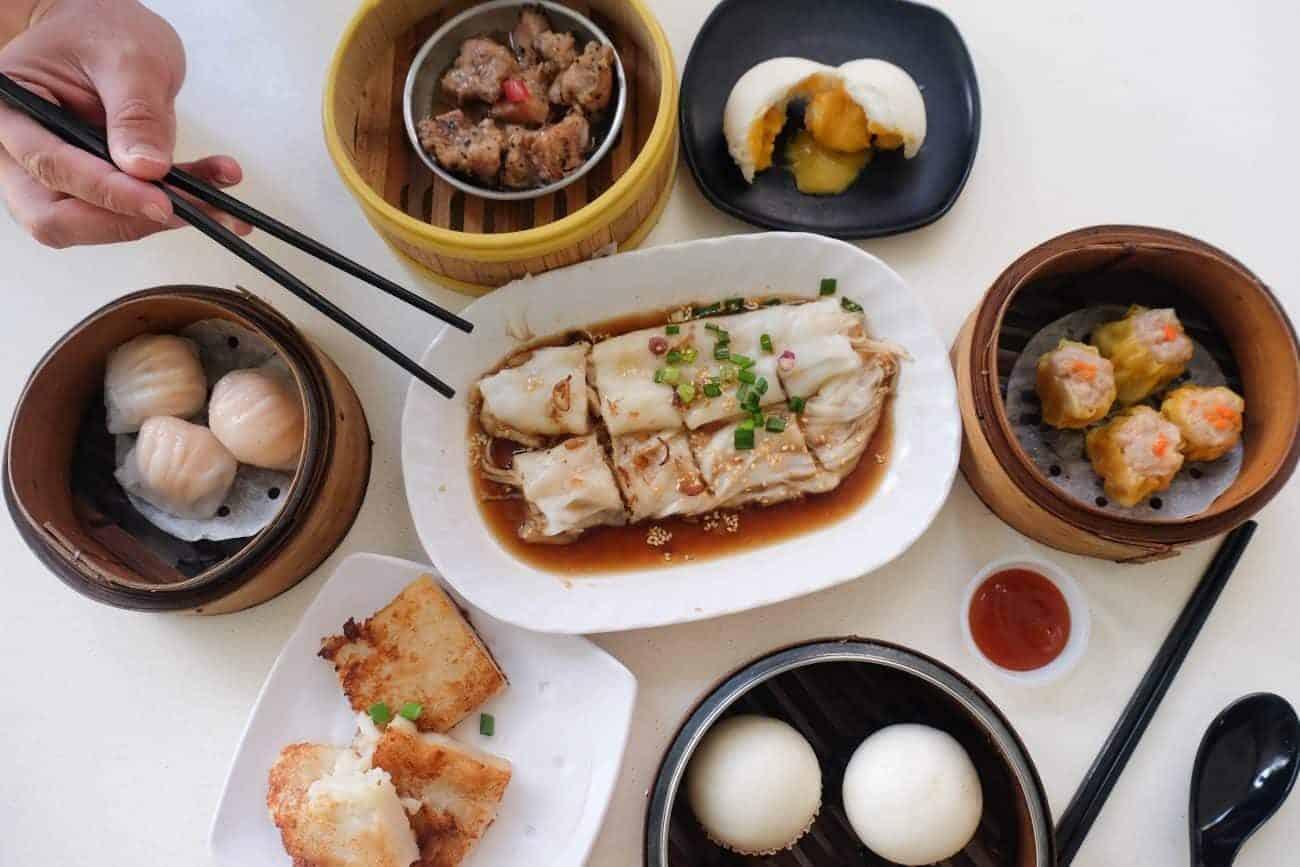các món ăn sáng ở singapore