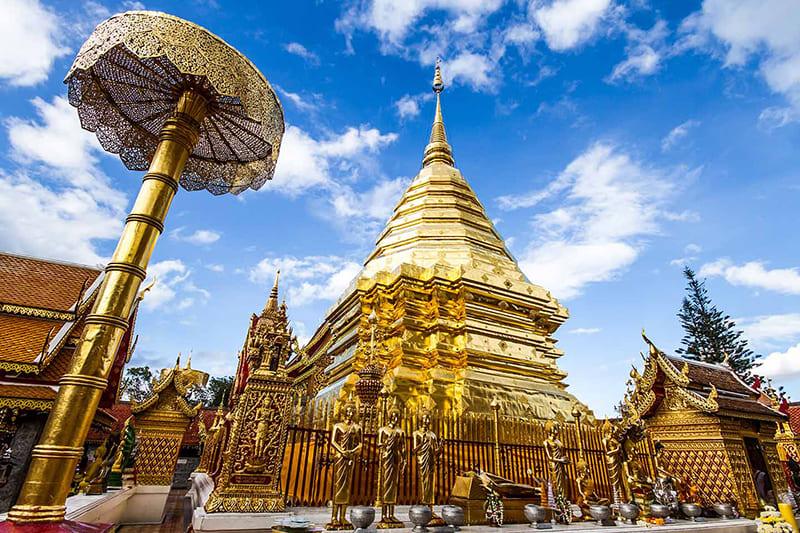 di chuyển từ Bangkok đến Chiang Mai