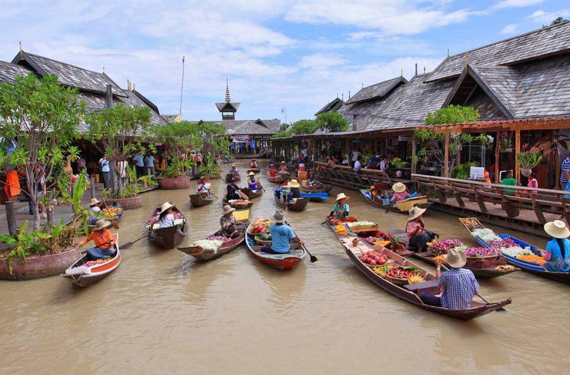 kinh nghiệm du lịch thái lan pattaya