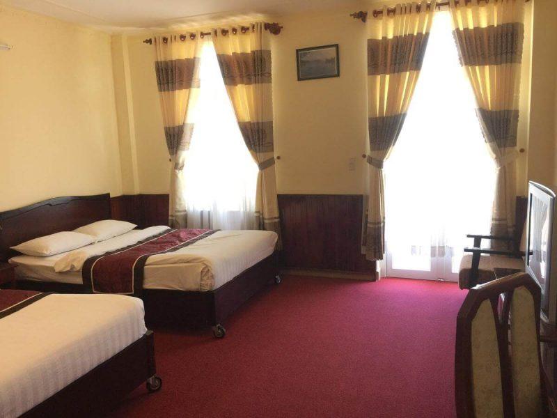 khách sạn 2 sao đà lạt gần hồ xuân hương