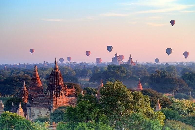 du lịch Myanmar có cần visa