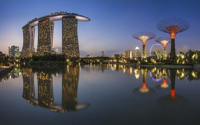Du Lịch Singapore Tháng 5, 6, 7