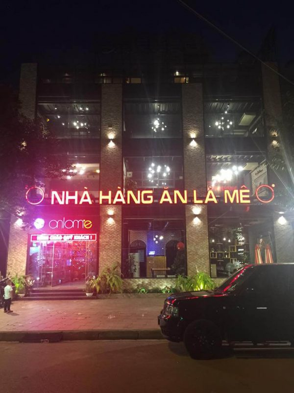 Nhà hàng hải sản Anlame