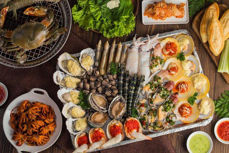 hải sản Phú Yên